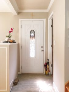 why get a solid slab entry door